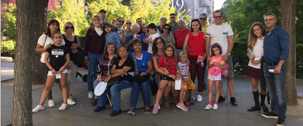La AVT recorre el Madrid Histórico con el Bus Turístico