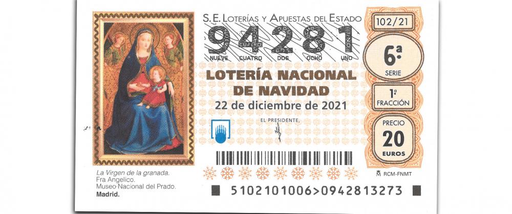 Lotería de Navidad de la AVT