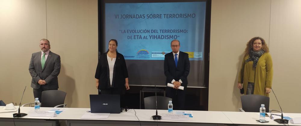 La AVT celebra sus sextas jornadas sobre terrorismo en el País Vasco