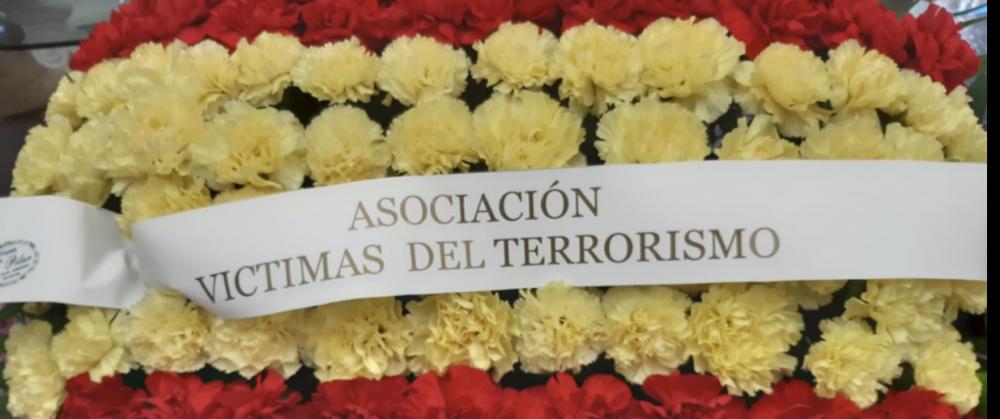 La AVT recuerda a las víctimas del terrorismo en Madrid, Granada, Zaragoza y San Sebastián