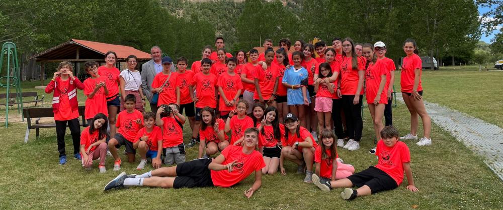 Campamento de Verano de la AVT 2021