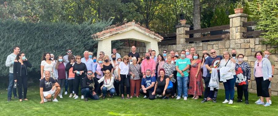 Fin de semana terapéutico en Navacerrada
