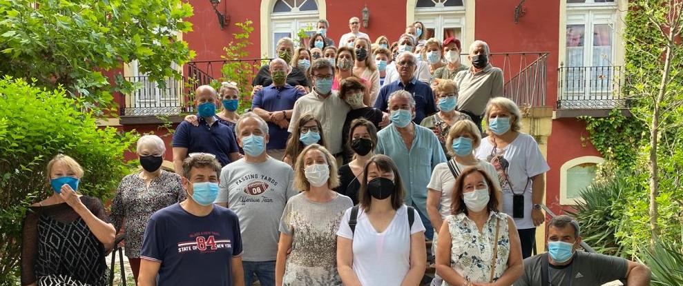 Fin de semana terapéutico en Paracuellos de Jiloca