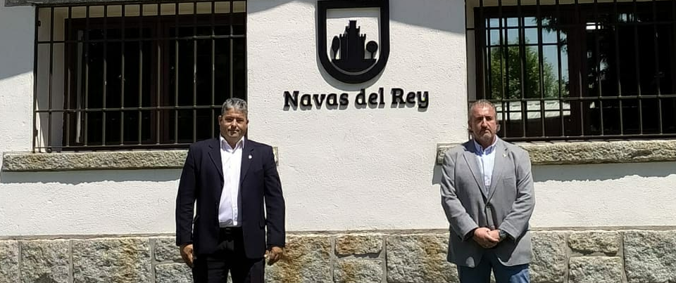 La AVT visita el Museo de la Guardia Civil de Navas del Rey