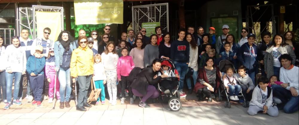 Jornada de ocio en el Zoo de Madrid