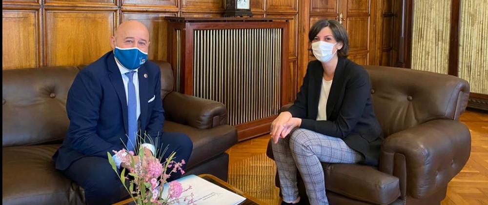 La AVT se reúne con la Delegada del Gobierno en La Rioja después de recibir las negativas de la Presidenta de La Rioja durante año y medio