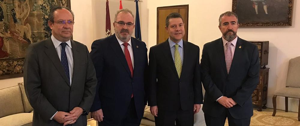 El Presidente de la AVT impulsa en Castilla- La Mancha nuevas medidas a favor de las víctimas