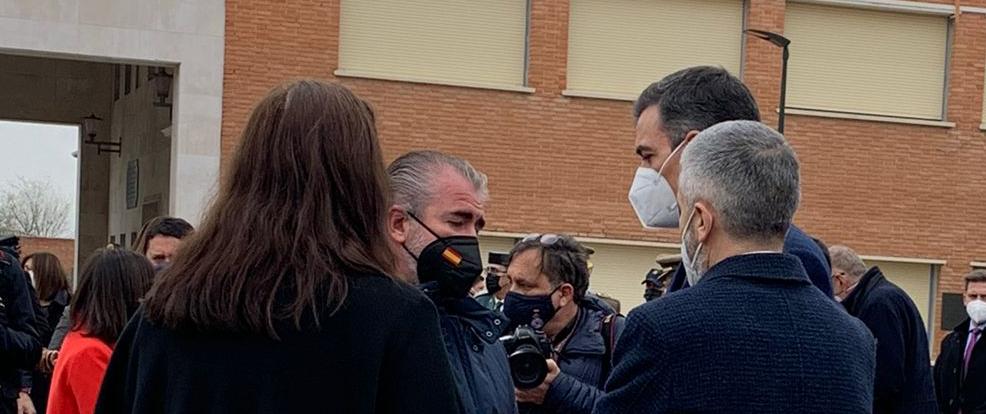 La AVT le recrimina a Sánchez los acercamientos de etarras sin colaborar con la justicia