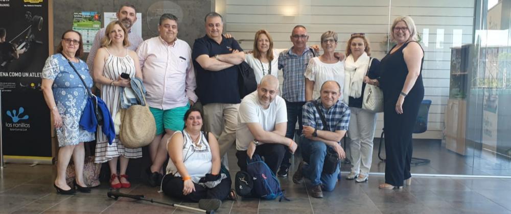 Jornada de convivencia de asociados en Aragón