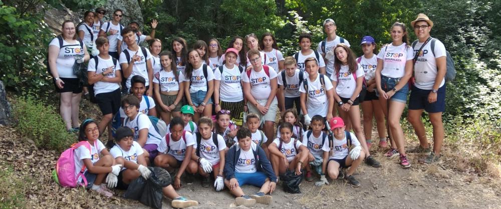 Campamento de verano de la AVT