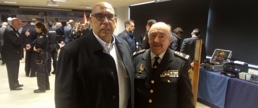 La AVT presente en la exposición itinerante de la Policía Científica en Valladolid