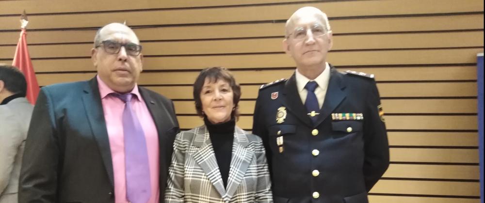196 Aniversario de la Policía Nacional en Valladolid