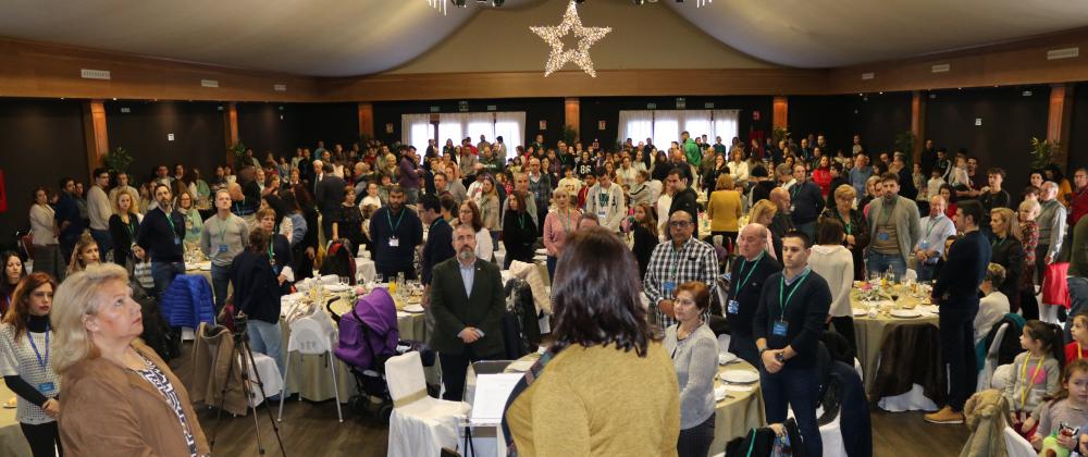XII Encuentro Nacional de Asociados de la AVT con las víctimas en el recuerdo