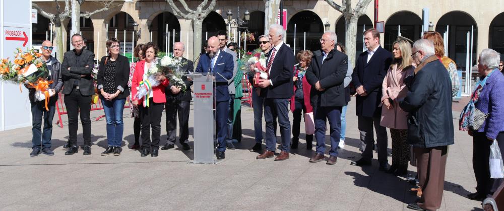 Día Europeo de las Víctimas del terrorismo en Logroño