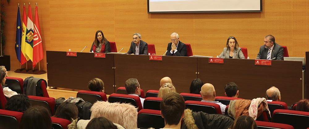 I Jornadas de la AVT en La Rioja: 'El relato del terrorismo en España: una visión global'