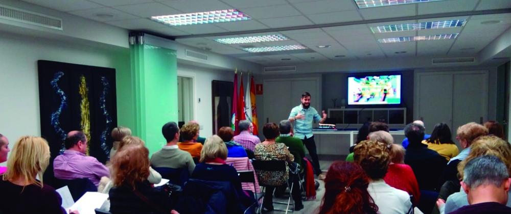 Jornada cultural en la AVT