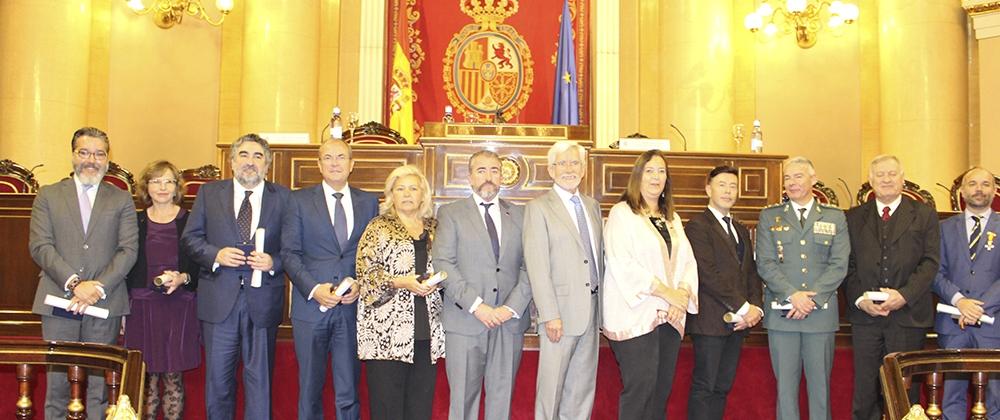 La AVT celebra en el Senado un acto 'Por el verdadero relato'