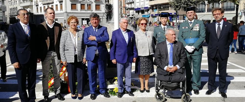 La AVT presente en el homenaje a Juan Carlos González Rentero