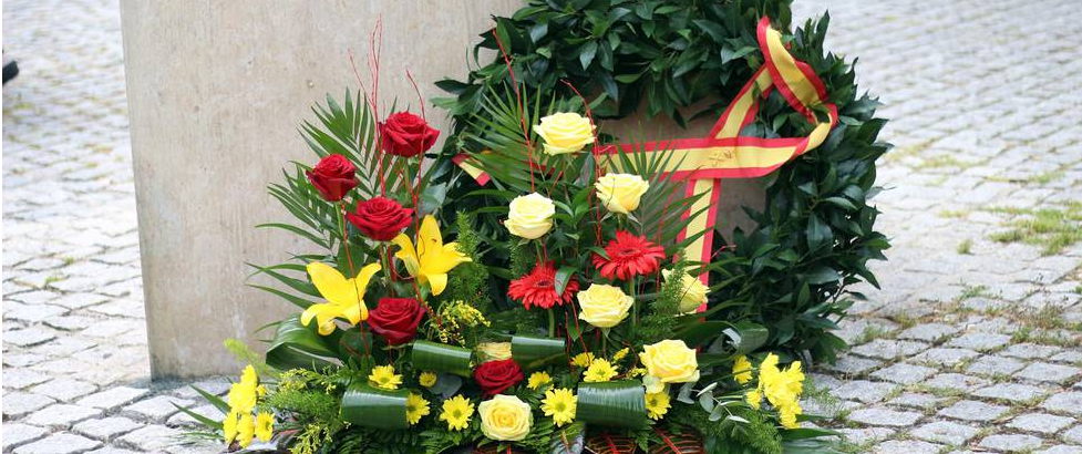 La AVT presente en el homenaje de la Guardia Civil a las víctimas del terrorismo