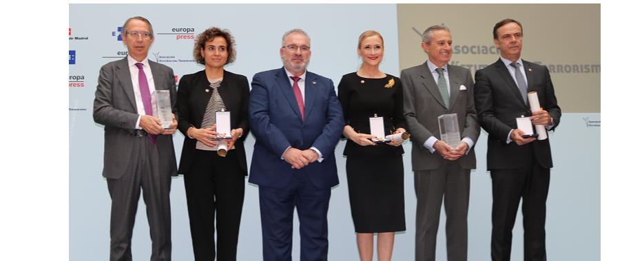 VII Entrega de los Premios 'Verdad, Memoria, Dignidad y Justicia'