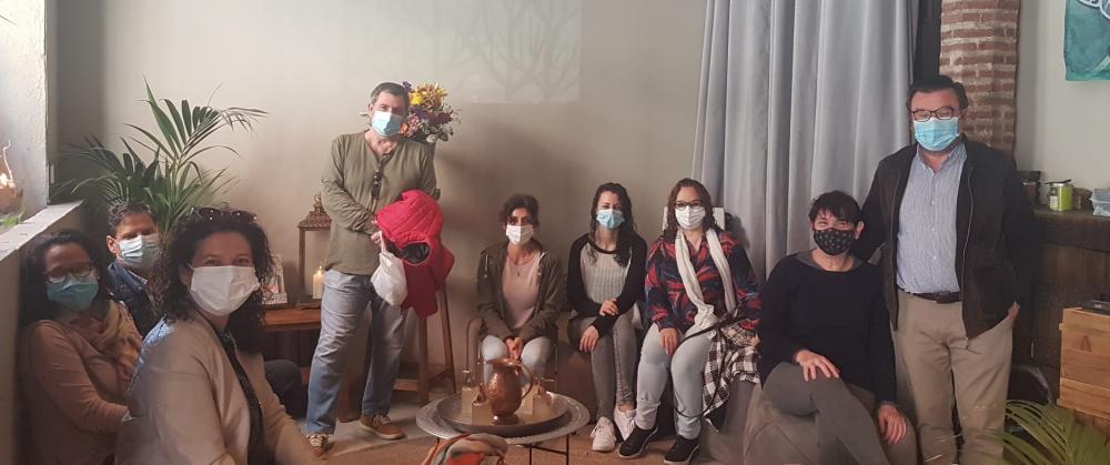 Jornada de ocio terapéutico en el Hammam Al Ándalus de Madrid