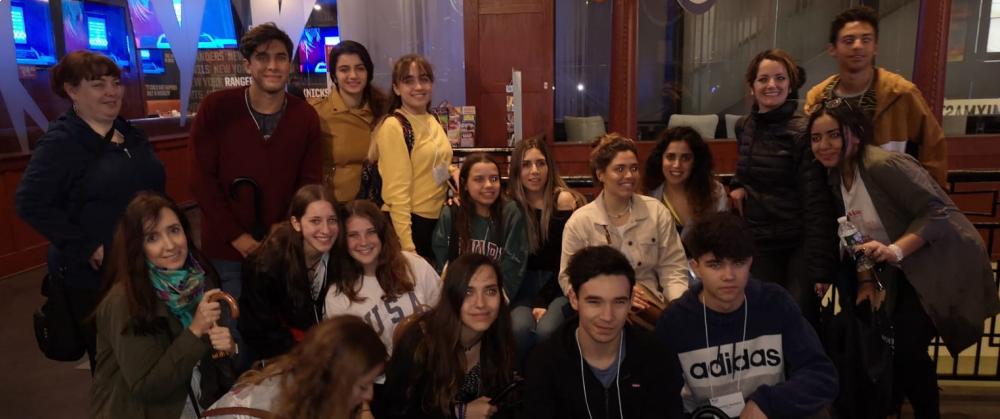 La AVT participa en Nueva York en el Young Ambassadors Program