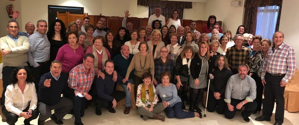 Encuentros de asociados en diferentes puntos de España