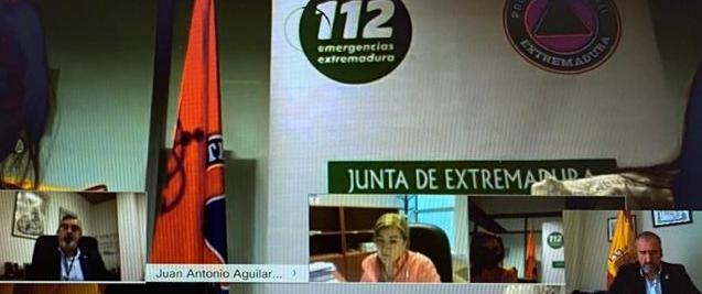 La AVT se reúne con el organismo responsable de la Ley de Extremadura
