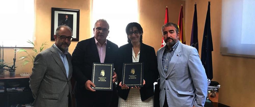 La AVT renueva el convenio con el Ayuntamiento de Pozuelo de Alarcón