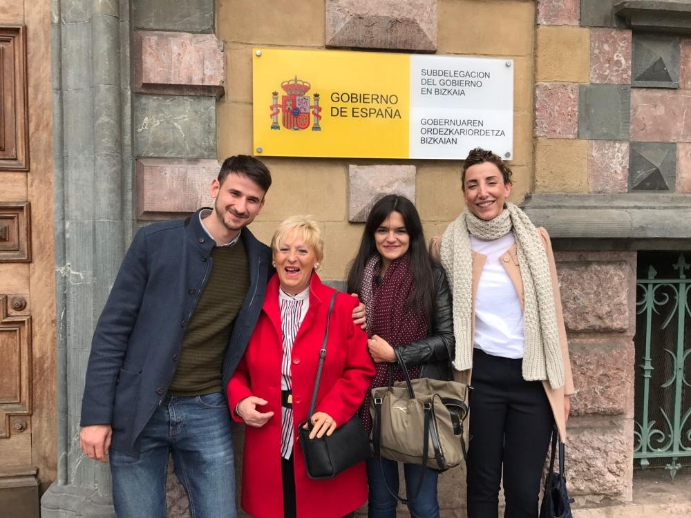 Proyecto psicológico en el País Vasco