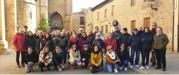 Fin de semana de respiro familiar en Laguardia