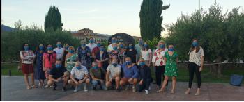 Fin de semana de ocio terapéutico en Laguardia
