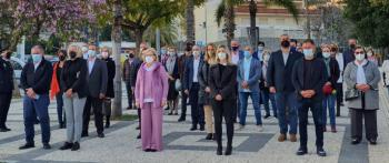 Motril homenajea a las víctimas del terrorismo