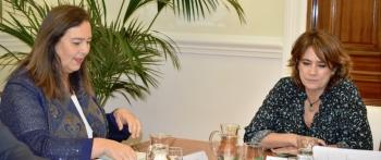 La AVT se reúne con la Ministra de Justicia
