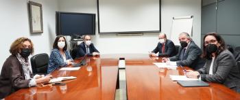 La AVT traslada al Gobierno Vasco sus inquietudes en materia penitenciaria