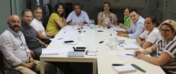 Reunión de delegados de la AVT