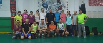 Taller de defensa personal en Guadalajara