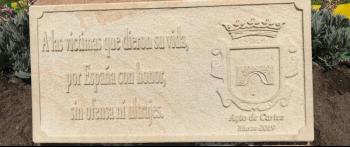 El delegado de la AVT en La Rioja recibe la Gran Cruz de Caballero de Santiago