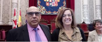 La AVT firma un convenio con la Diputación Provicial de Palencia