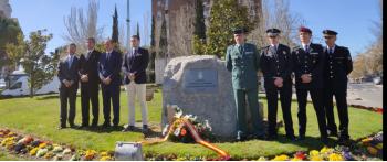 Día Europeo de las Víctimas del terrorismo en Guadalajara