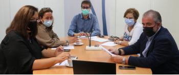 Reunión de la Junta Directiva de la AVT