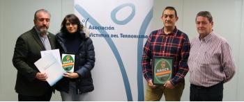 La AVT firma un convenio con RAGCE (Retirados Asociados de la Guardia Civil de España)