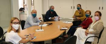 Reunión de Junta Directiva de la AVT