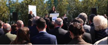 Homenajes a las víctimas del terrorismo en su Día Europeo con un recuerdo especial al 16 aniversario del 11M