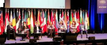 La AVT participa en Niza en el VIII Congreso Internacional de Víctimas del Terrorismo