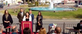 La AVT rinde homenaje a las víctimas del terrorismo en San Fernando