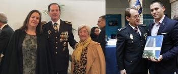 LA AVT presente en el 195º Aniversario de la creación de la Policía Nacional