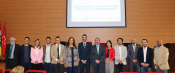 II Jornadas de la AVT en La Rioja: Asistencia directa a las víctimas desde un punto de vista multidisciplinar