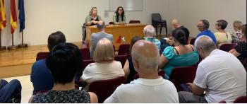 Los servicios jurídicos de la AVT se reúnen con las víctimas de la Casa Cuartel