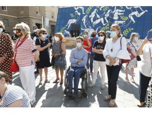 Actividades de la Delegación de la AVT en Aragón en el mes de Junio